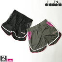 テニスウェア ディアドラ DIADORA レディース DTP9490 ベリーショートパンツ 2012 半パン ショーパン 短パン テニス ショートパンツ ゆうパケット対応