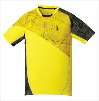 GOSEN (ゴーセン) ゲームシャツ T1706 51 1712 メンズ 紳士 男性 テニス バドミントン ウェアの画像