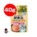 健康缶パウチ ビタミンEプラス シニア猫用 40g アイシア ▼a ペット フード 猫 キャット パウチ