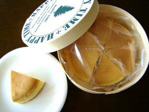 飛騨高山産蜂蜜入りしっとりチーズケーキ6ピースカット【木箱入り】【楽ギフ_包装選択】【楽ギフ_のし】【楽ギフ_メッセ入力】