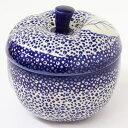 【ポーランド陶器・食器】 リンゴポットマニュファクトゥラ社 J58-MAGM05P07Feb16