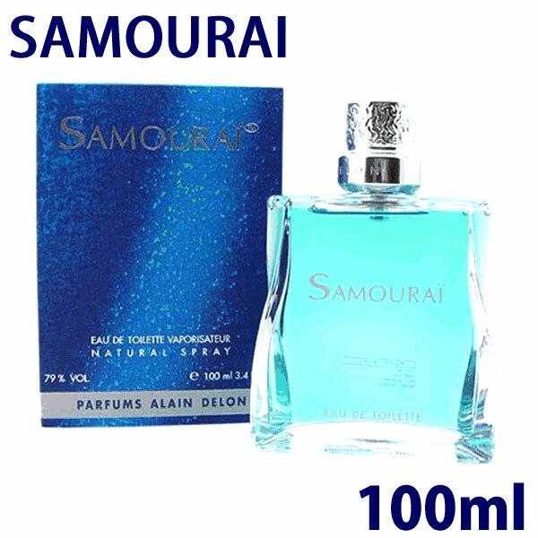 アランドロン 香水 サムライ SAMOURAI EDT SP 100ml メンズ 男性用 …...:rush-mall:10003137