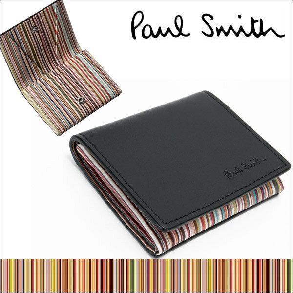 ポールスミス 財布 ポールスミス メンズ ポールスミス レディース Paul Smith コインケース ポール・スミス サイフ 小銭入れ  2015年  P070
