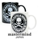 マスターマインド マグカップ mastermind JAPAN LOVE&PEACE サークルロゴ 【スカル 骸骨 おしゃれ かわいい ブランド 正規品 新品 ギフト プレゼント】