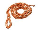 結び目不要の凄いヤツ 今までにない画期的なロープ!!パワーカーロープ5.5t/6m