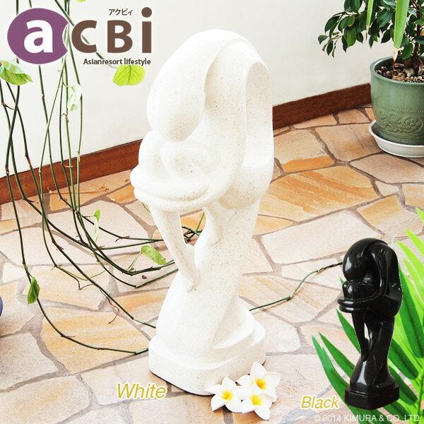 アジアン雑貨 バリ島 石像 テラゾー 人工大理石 アートオブジェな置物
