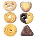 ★食品サンプル 50mm クッキー(6個入り) [DICA7008