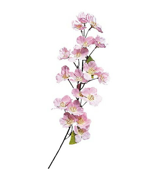 ★造花 フラワー 観葉植物 桜小枝(18) [FLSP1431]【さくら フェイク グリーン 資材 装飾 花材】