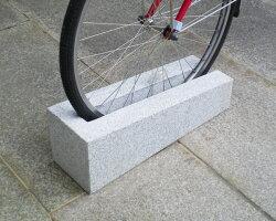 自転車スタンドニュータイプ!キューブデザイン!