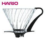 HARIO �ϥꥪ V60 ��Ǯ���饹Ʃ��ɥ�åѡ� 03 VDG-03B