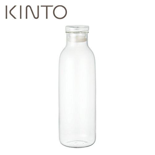 キントー KINTO ボトルイット (BOTTLIT) カラフェ 1リットル 27683 [キントー ボトル ドリンク 耐熱ガラス 保存容器] JAN: 4963264499781
