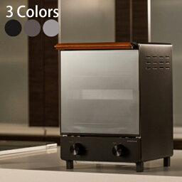 【在庫処分セール!】アマダナ amadana オーブントースター(タテ型) ATT-T11【全3色】 JAN: 4562335443236【送料無料】
