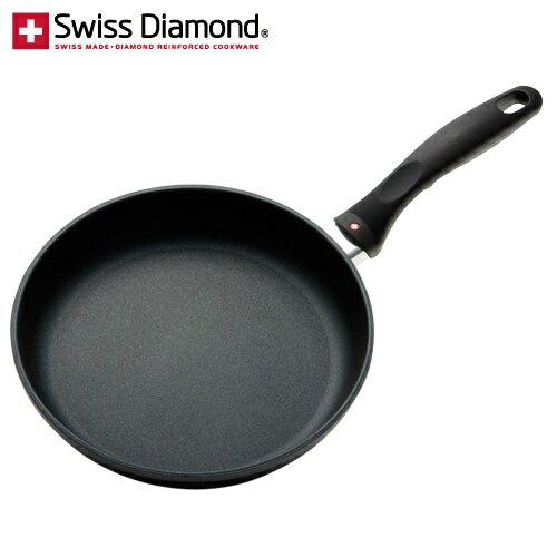 スイスダイヤモンド フライパン 24cm 【IH対応】 SWD6424i