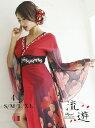花魁 和柄ドレス 花魁ドレス 着物ドレス 和柄 花魁コスプレ...