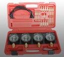 4連バキュームゲージ キャブレターの同調セッティングに N083