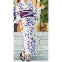 大人浴衣2点セット ryuryu/リュリュ アウトレット 30代 ファッション レディース