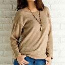 ●SALE!!セール●クルーネックニットソー ryuryu/リュリュ 30代 ファッション レディース アウトレット【SALE_17…