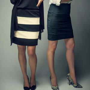 シルエット バンテージスカート リュリュ ファッション レディース