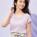 ニット M LL L 3L衿ビジューニット ryuryu/リュリュ ラナン Ranan 30代 40代 ファッション レディース