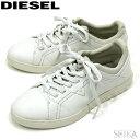ディーゼル DIESEL スニーカー 【1】Y01451 PR215 T1003 White ホワイトSTUDDZY LACE メンズ 白 シューズ 靴ローカット アパレル プレゼント 父の日