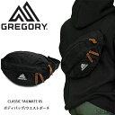 【12】グレゴリー GREGORY CLASSIC TAILMATE XS テールメイトXS65233 1041 (GM74645)BLACK ブラックボディバッグ ウエストポーチ通勤 通学 鞄 かばん 【ID】