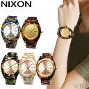 レビューを書いて5年保証 ニクソン NIXON 時計腕時計A3271031 A3271424 A3272031 A3272514タイムテラー アセテート ユニセックス メンズ レディース ホワイトデー