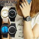レビューを書いて5年保証 NIXON ニクソン 時計 腕時計 A119A1191297/A1191308/A1191529/A1192835/A1192030TIME TELLER タイムテラー カラフル