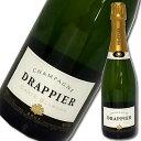 〔生産終了・飲み納め!〕ドラピエ カルト・ブランシュ・ブリュット※【シャンパーニュ】【シャンパン】【wine】【ギフト】