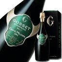 ゴッセグラン・ミレジム・ブリュット[2004]【箱付き】【RCP】【wine】【シャンパーニュ】