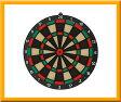 ダーツ【ダーツボード (dartsboard)】【DYNASTY】 EMBLEM Jack (Type-K) ソフトボード 【ダ−ツ ボ−ド】