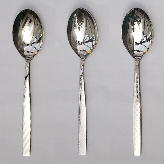 Perrocaliente / DRESS spoon (Dot Stripe/Check/Polka)