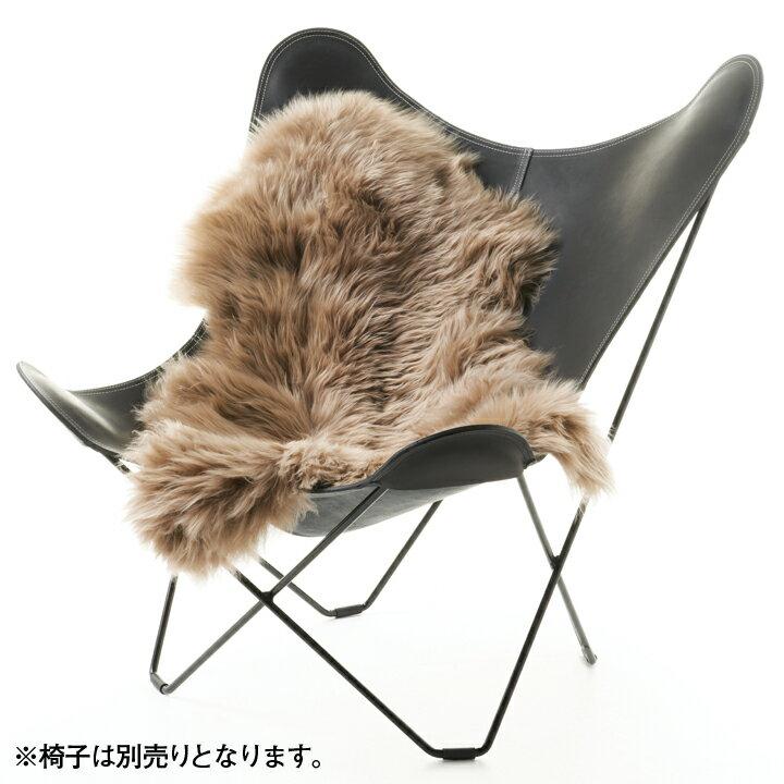 家具を装う BKF J52に合わせたいNORDIC LIVING / SHEEP SKIN(羊の毛皮)※椅子は別売りです。【即納可】【送料無料】