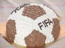 サッカー好きならこれ!FIFA公認?ボールのケーキでわくわくバースデー