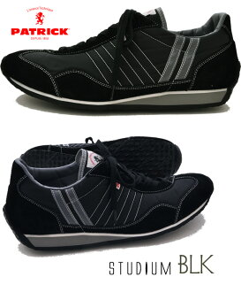 PATRICK Patrick sneakers Womens STADIUM Stadium BLK Black * (reserved) what is 3 business days in shipping