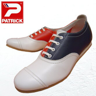 PATRICK Patrick sneakers Womens FISKARS Fiskars TRC tricolor ladies sneaker leather