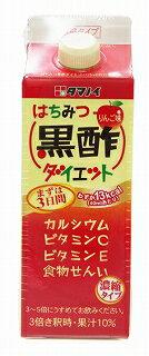 タマノイ はちみつ黒酢ダイエット 濃縮タイプ 500ml×12本(1ケース)
