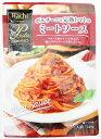 ハチ食品 パスタボーノ ポルチーニと完熟トマトのミートソース 140g