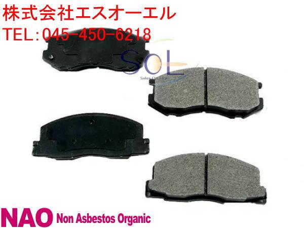 ホンダ ステップワゴン (RF1 RF2 RF3 RF4 RF5 RF6 RF7 RF8) CR-Z (ZF1) ストリーム (RN1 RN3 RN4 RN5) リア ブレーキパッド 左右セット 43022-S3N-E50 43022-S7S-010 43022-S9A-E51 43022-S3N-000(43022S3N000)