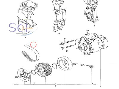 Vw Porsche Engine For Vanagon VW Vanagon Westfalia Parts