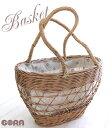 ショッピング置物 マルシェ・バスケットS 小物 小物入れ バスケット 雑貨 置物 アンティーク ※メール便非対応
