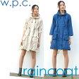 【SALE特価】レインコート 自転車 W.P.C. wpc レインコート おしゃれ レディース かわいい かっぱ 雨具 モッズ  MODS