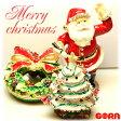 選べる!クリスマスジュエリーボックス  サンタクロース クリスマスツリー クリスマスリース 蓄光塗料で暗闇でも光るジュエリーボックス 宝石箱  ジュエリーボックス