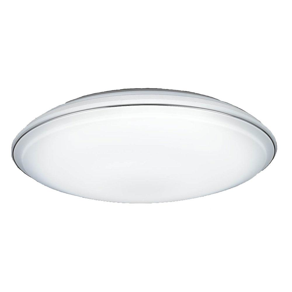 《リモコンでON/OFF、調色電球色〜白色・調光約1~100%》東芝 LEDシーリングライトLEDH93030-LC〜6畳用