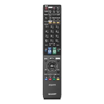 シャープ 液晶テレビ用リモコンRRMCGA888WJSA(0106380327)