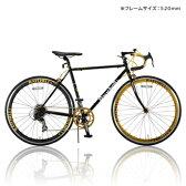 【代引き不可】Raychell R+713 GolDragon クロスバイク フレーム520mm 27inch