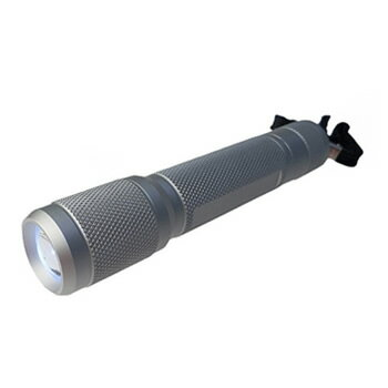 ★特別送料無料★ マクサー MLE1-ALH アルミボディハンドライト 懐中電灯 白色LED×1灯
