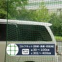 ゴルフネット 網【NET15】野球・防球ネット/鳥害ネット[440T/36本 25mm目]幅30〜100cm丈301〜400cm[サイズオー...