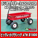 �y���������z�@���W�I�t���C���[#1800 ���S�� �r�b�N���b�h�N���V�b�NATW/RADIO FLYER