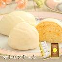 [スイーツギフトお菓子食べ物洋菓子高級チョコレート詰め合わせ個包装セットレモンケーキ]シトロンドーム(5個/箱)