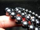 【ブレス】◆極上ラウンド◆話題の 高純度テラヘルツ ブレスレット◆高純度 テラヘルツ鉱石◆6.0mm×29珠と30珠◆